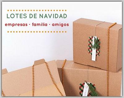 Comprar cestas de navidad para regalo