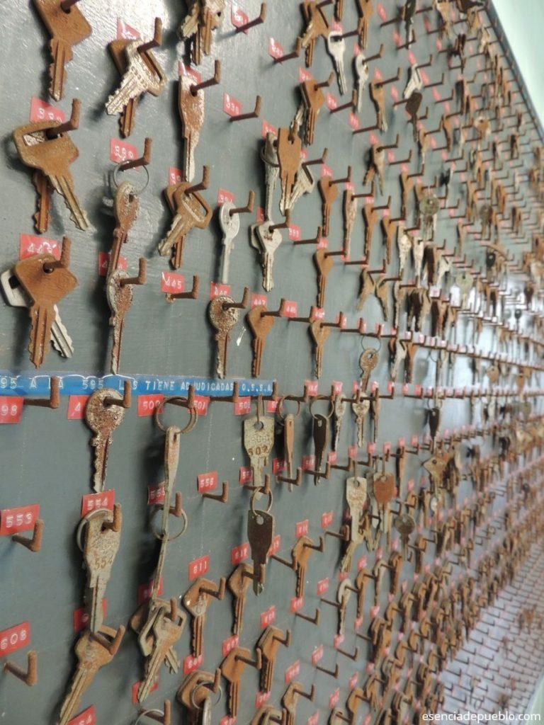 Escucha pueblo, encontraréis el Museo Pozo Pilar
