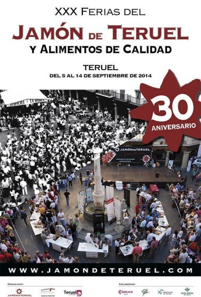 XXX Ferias del Jamón de Teruel