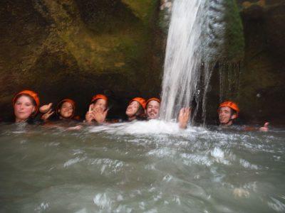 Actividades acuáticas con Geoventur