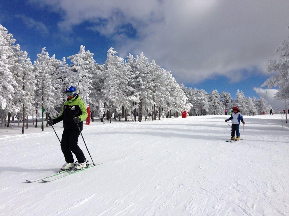 Esquiar en Aramón Valdelinares (Teruel)