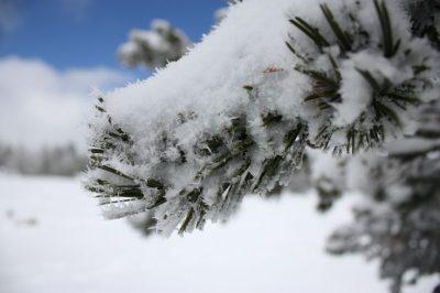 Nieve en Teruel (Valdelinares)