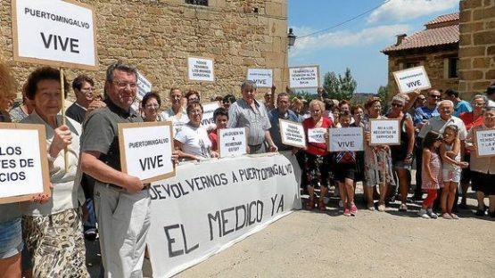 Defensa de la sanidad en el medio rural