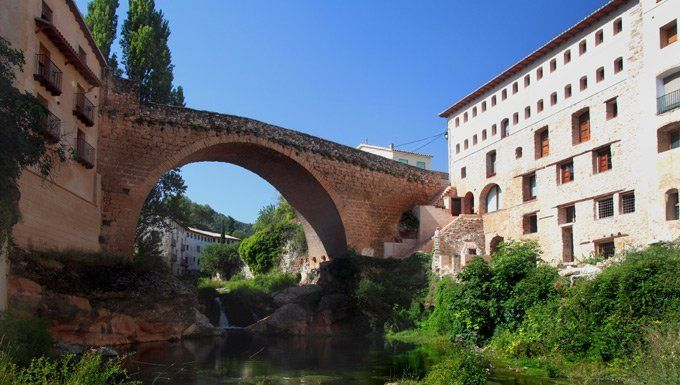Beceite, comarca del Matarranya