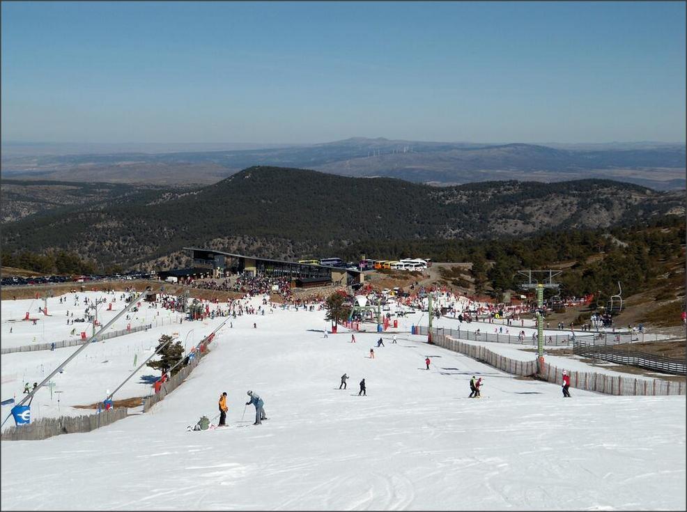 Esquiar en Teruel: Aramón Javalambre