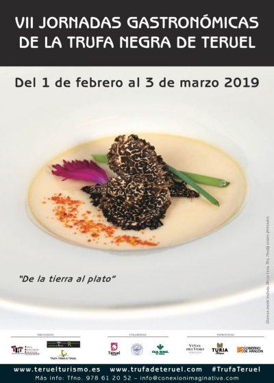 VII Jornadas Gastronómicas de la Trufa Negra de Teruel