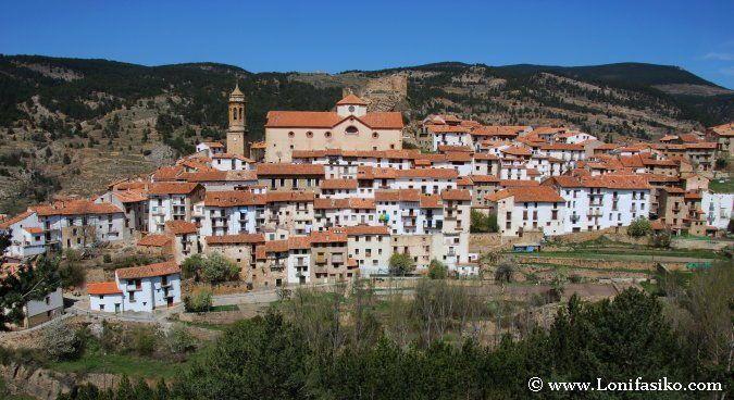 Ruta por los pueblos más bonitos de Teruel