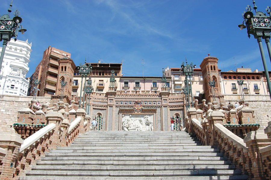 Teruel, Ciudad del Amor como destino turístico