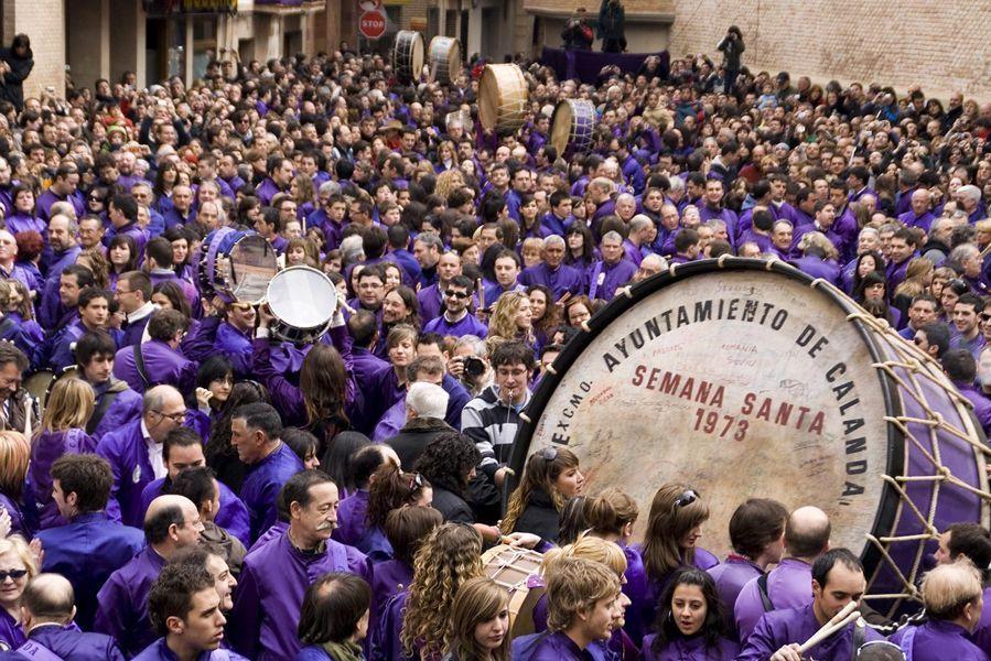 Ruta del Tambor y Bombo del Bajo Aragón