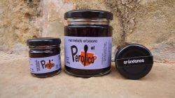 Mermelada elaborada artesanalmente en Rubiales (Teruel)