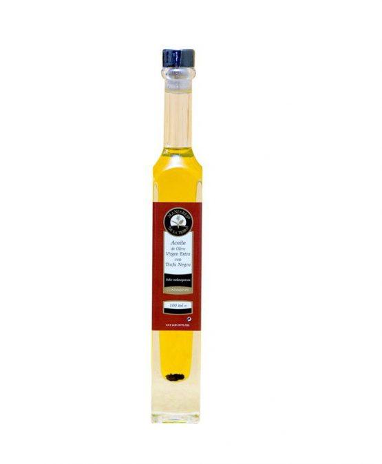 Comprar Aceite de oliva virgen extra con trufa negra Tuber Melanosporum