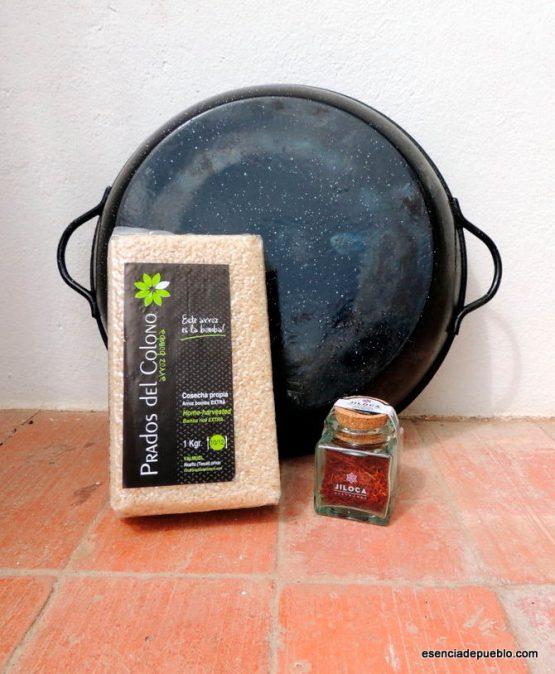 Comprar arroz bomba prados el colono de Teruel