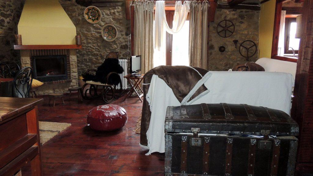 Casa Rural Palacio, en Linares de Mora