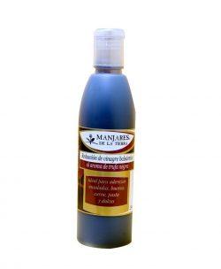 Reducción balsámico al aroma de trufa negra Manjares de la Tierra. Elaborado de forma natural y ecológica