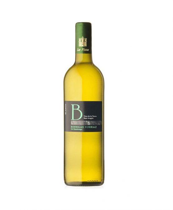 Vino blanco joven Las Planas disponible en Esencia de Pueblo