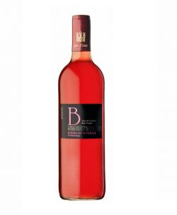 Vino rosado joven Las Planas Bodegas Borraz en el Maestrazgo