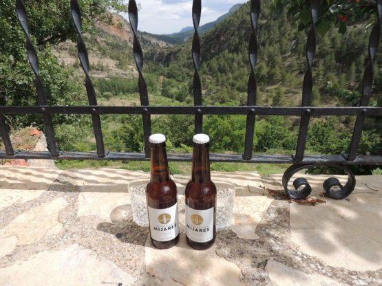 Disfruta de esta Cerveza artesana elaborada en Rubielos de Mora, Teruel