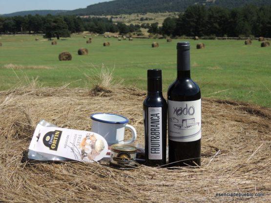 Regalar productos artesanos de Teruel