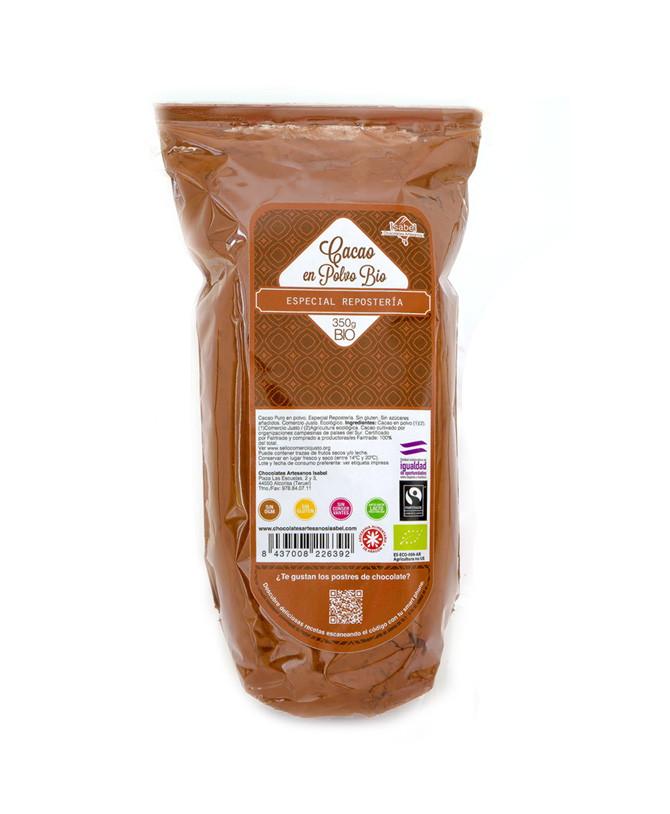 Comprar cacao en polvo Isabel de Alcorisa, Teruel