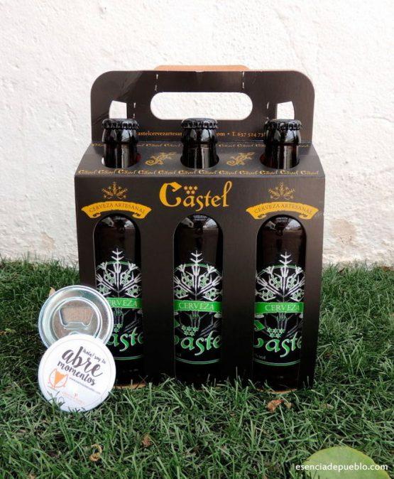 Comprar cerveza artesana ipa de Castel, el Pobo en Teruel