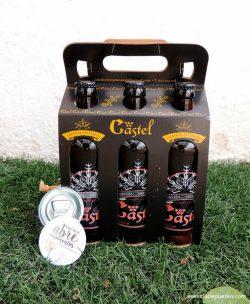 Comprar cerveza artesana more taste de Castel, el Pobo en Teruel