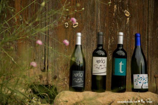 Comprar vinos del Mas de Torubio en el Matarraña