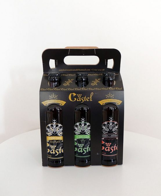 Comprar Pack de cerveza artesana Castel