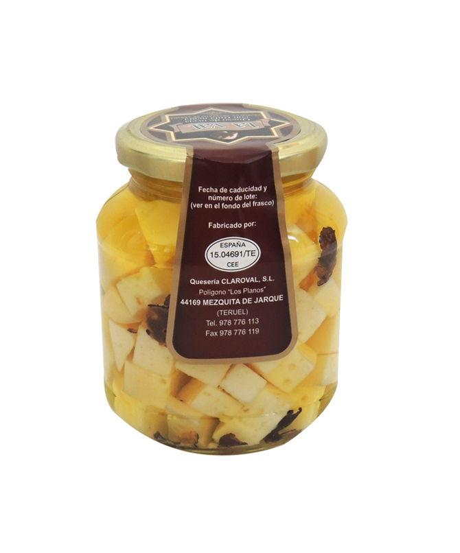 Comprar queso en aceite con trufa