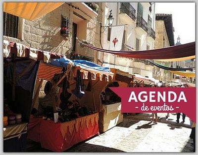 Agenda de ferias, jornadas micológicas, actos culturales en Teruel y provincia