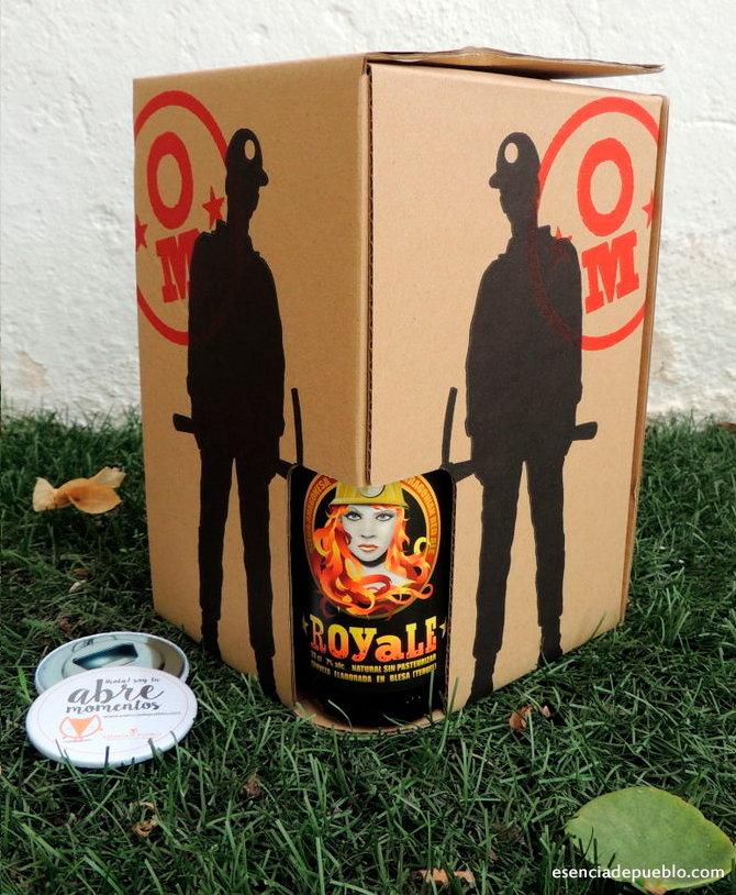 Comprar cerveza artesana Royale