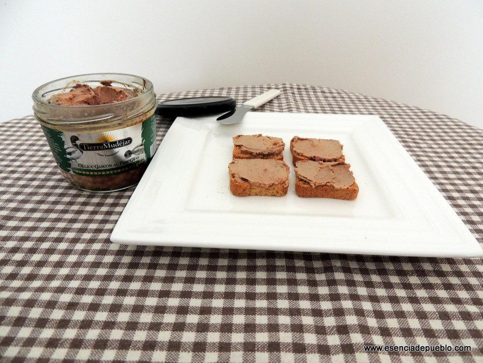 Comprar Delice Gascon al foie gras, de Tierra Mudejar