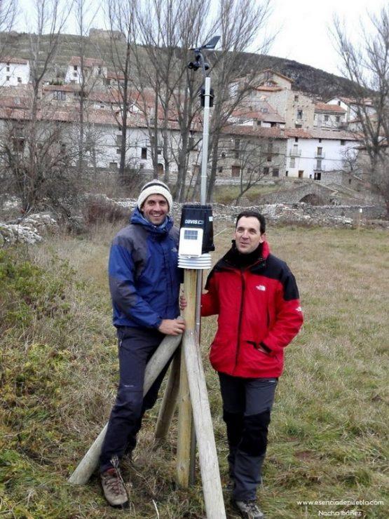 Conociendo Polos del Frío Teruel