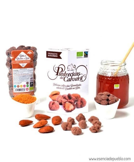 Comprar Piedrecicas del Calvario, dulce de almendra