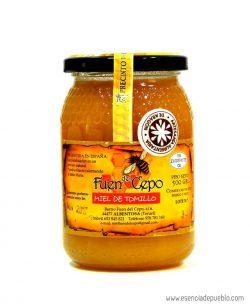 Miel natural de tomillo Fuen del Cepo, de Albentosa