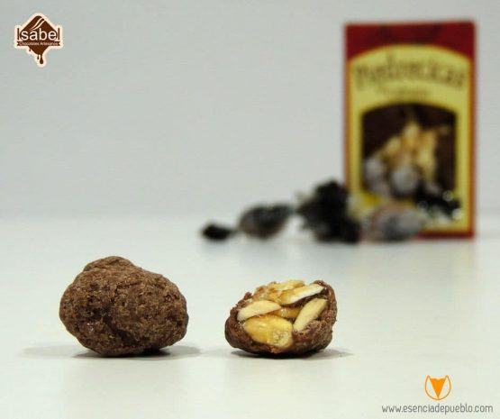 Piedrecicas del Calvario, de Chocolates Isabel