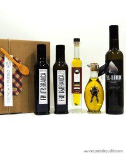 Comprar pack de aceites de oliva