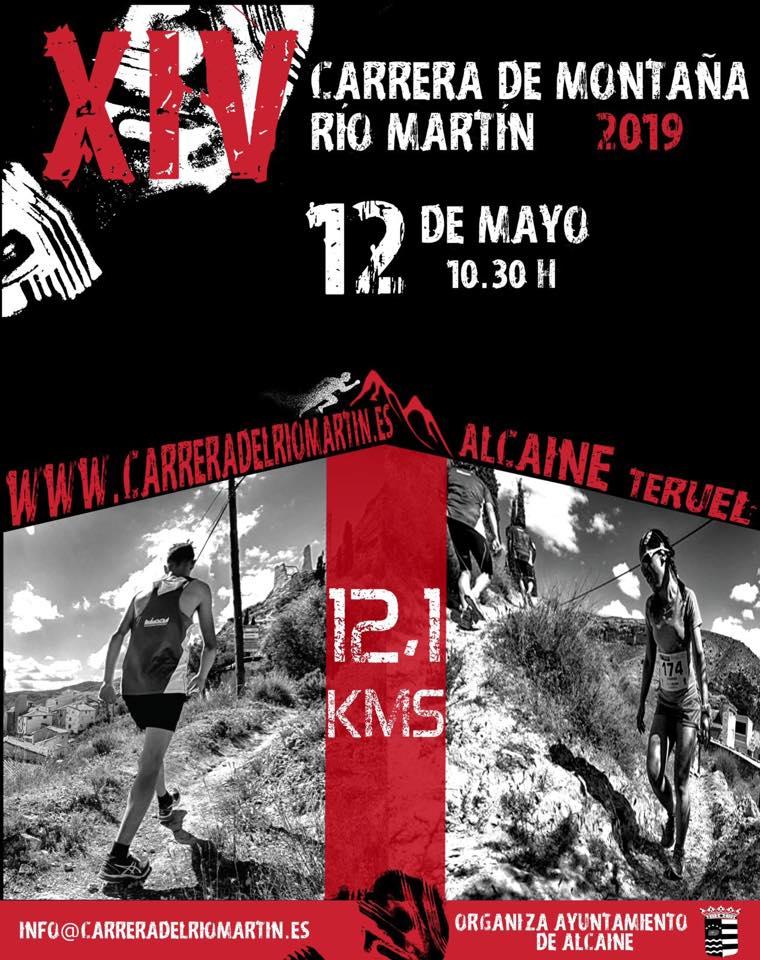 carrera del rio martin alcaine 2019