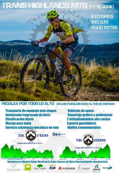 Trans Highlands MTB - Los pueblos más altos de España @ Aragón | España