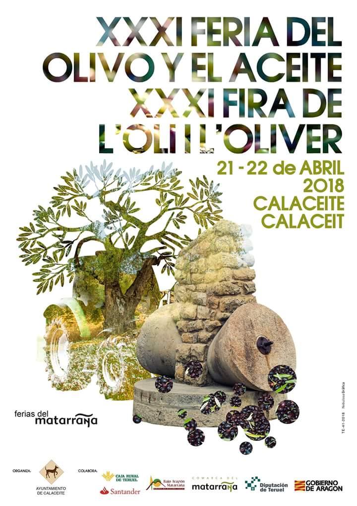 feria olivo aceite calaceite 2018