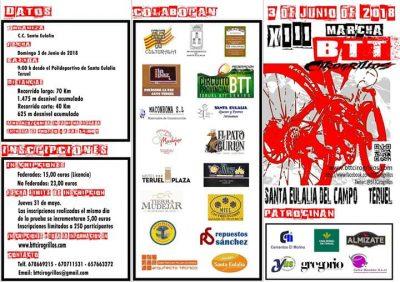 XIII Marcha BTT Cirogrillos @ Aragón | España