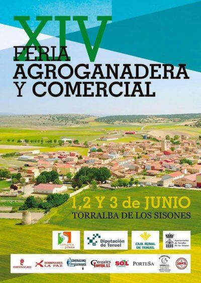 XIV Feria Agroganadera y Comercial de Torralba de los Sisones @ Torralba de los Sisones | Aragón | España