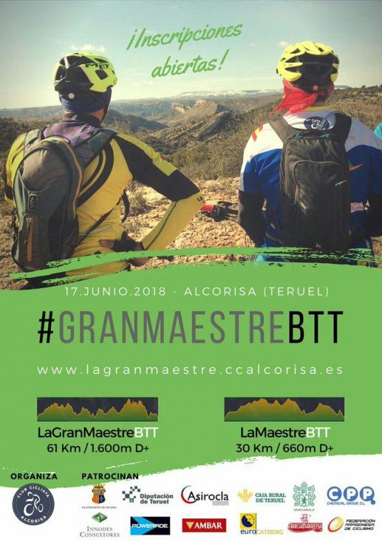 Gran Maestre btt 2018 alcorisa