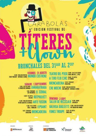 Festival Carabolas en Bronchales @ Bronchales   Aragón   España