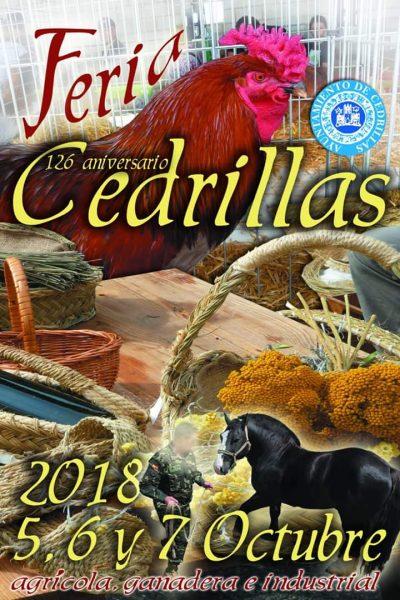 Feria de Cedrillas @ Cedrillas | Aragón | España