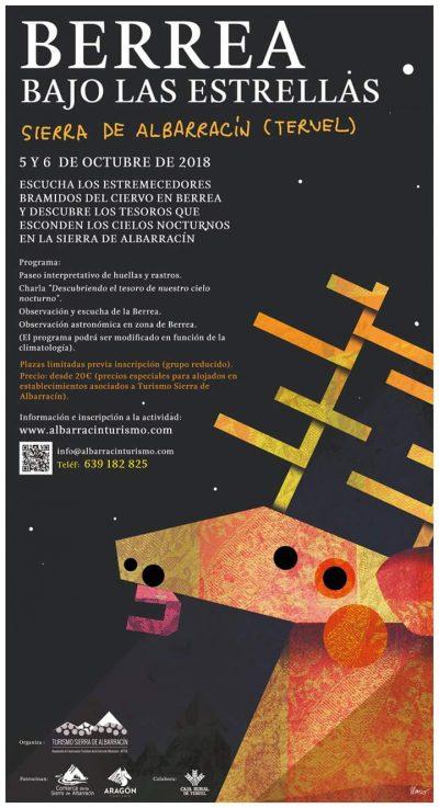 Berrea bajo las estrellas. Sierra de Albarracín @ Aragón | España