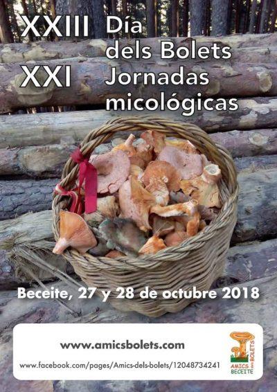 XXIII Día dels Bolets y XXI Jornadas Micológicas. Beceite @ Beceite | Aragón | España