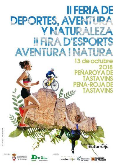 II Feria de Deportes, Aventura y Naturaleza. Peñarroya de Tastavins @ Peñarroya de Tastavíns | Aragón | España