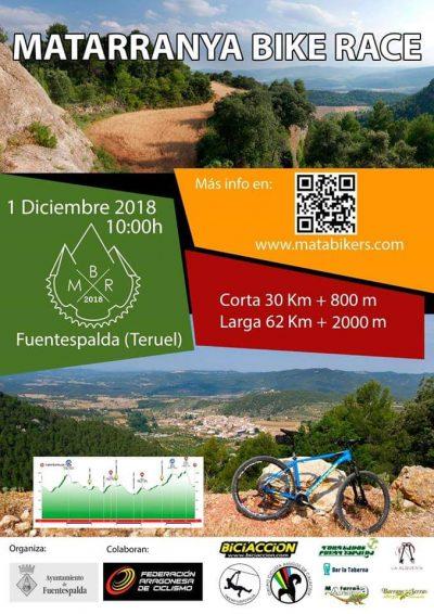 Matarranya Bike Race @ Fuentespalda | Aragón | España