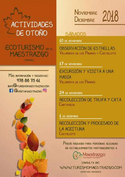 Actividades de Ecoturismo en el Maestrazgo @ Aragón | España