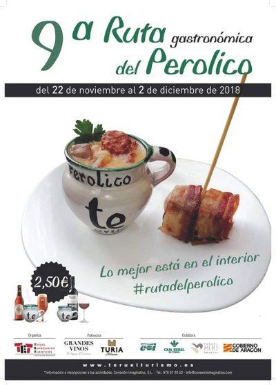 9ª Ruta gastronómica del Perolico